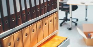 Хранение бумаг в индивидуальной комнате