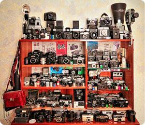 Странные коллекции