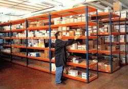 Продажа стеллажей, полочных, грузовых, паллетных